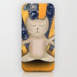 Meowmaste iPhone Case