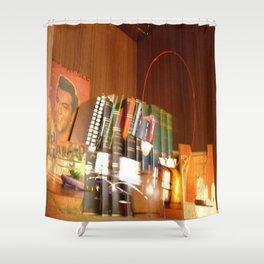 Kid Galahad Shower Curtain