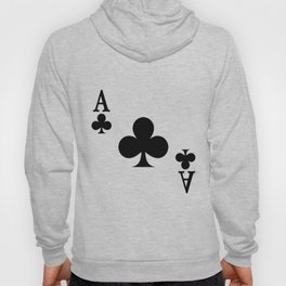 Ace of Clubs Hoody