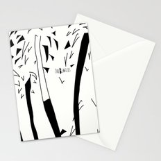 dont let me down Stationery Cards