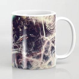 Witch Train Coffee Mug