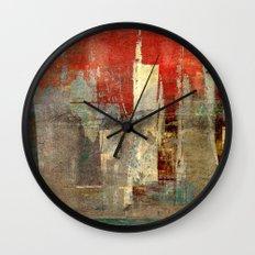 Il Clandestino Wall Clock