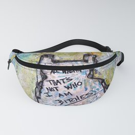All Wrong Fanny Pack