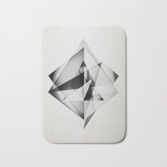 Geometric Bath Mat
