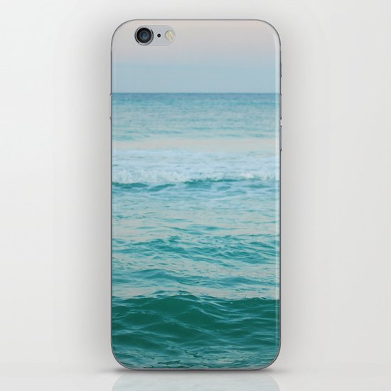 only the ocean iPhone & iPod Skin