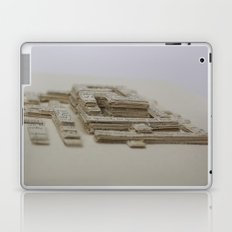 Book Art Maze Laptop & iPad Skin