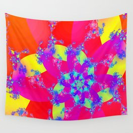 Summer Beauty Wall Tapestry