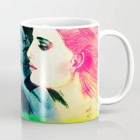 silent Mugs featuring Silent Love by famenxt