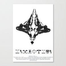 Inception Canvas Print