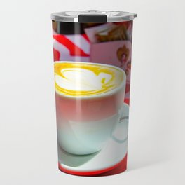 capuccino Travel Mug