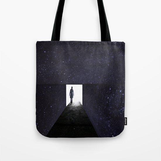 Stars Way To Heaven Tote Bag