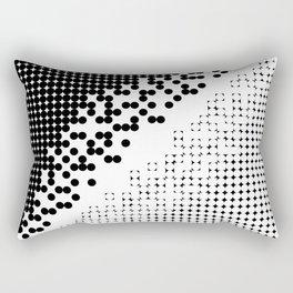 this design killed me v2 Rectangular Pillow