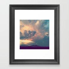 Majestic Framed Art Print
