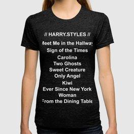 Harrys Pink Album T-shirt