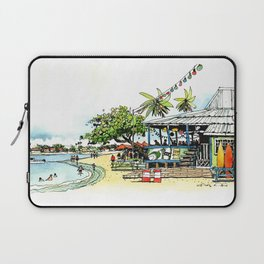Calico Jack's, Grand Cayman (no notes) Laptop Sleeve