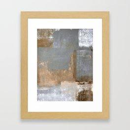 Gifted Framed Art Print