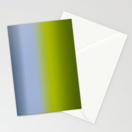 Ombre Summer Breeze 1 Reversed Stationery Cards