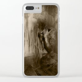 Worthless Clear iPhone Case