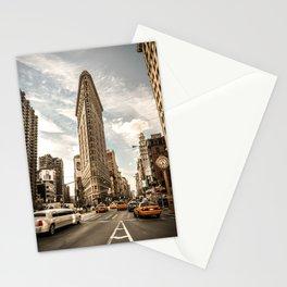 FlatIron - Midday Rush Stationery Cards
