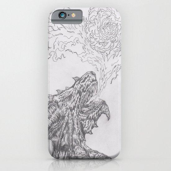 dragon fire artist iPhone & iPod Case