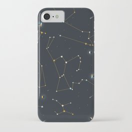 Orion and the Pleiades iPhone Case