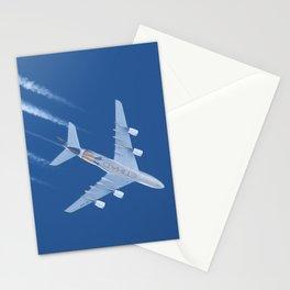 Airbus A380 Etihad Airways, 12200m Stationery Cards