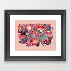 Psyche Framed Art Print