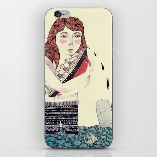 Overboard iPhone & iPod Skin
