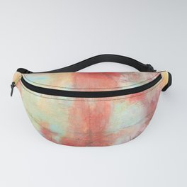 Ascension, Abstract Art Painting Fanny Pack