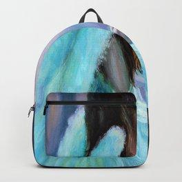 Angel Girl Backpack