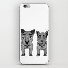 Dawgs iPhone Skin
