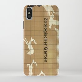Berlin U-Bahn Memories - Zoologischer Garten iPhone Case