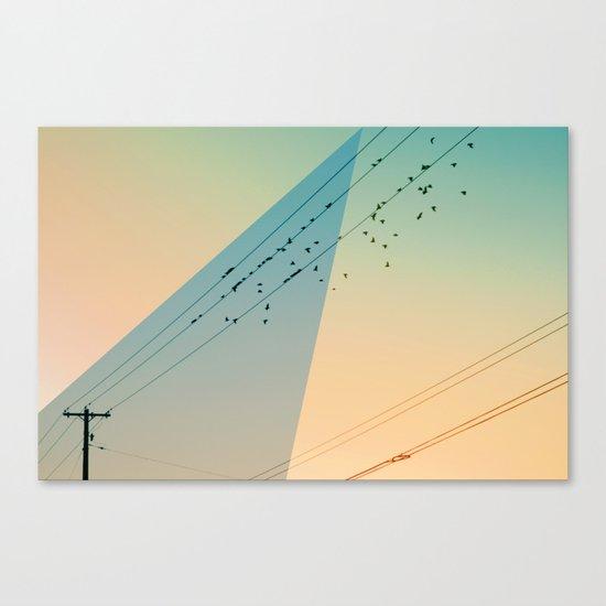 Cool World #2 Canvas Print