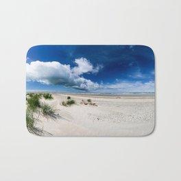 Grenen Beach Panorama Bath Mat