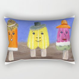 Summer Yummers Rectangular Pillow