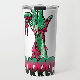 Resurrected Travel Mug