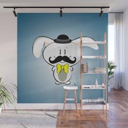 Do You Fancy (white) Wall Mural