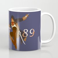 revolution Mugs featuring Revolution by Arts and Herbs