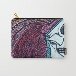 Rainbow Tribe Carry-All Pouch