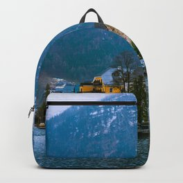 Hallstatt, Austria Backpack
