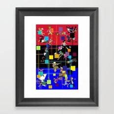 Viva La France Equinox Edition 2014 Framed Art Print