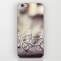florence iPhone & iPod Skins featuring Florence by farsidian