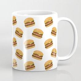 Burgers Coffee Mug