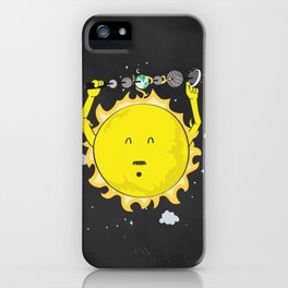 Heating up iPhone Case
