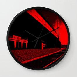 Bridge 4 Wall Clock