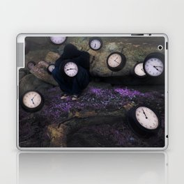 Lost In Time Laptop & iPad Skin