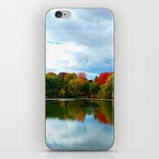 Cloudy Sky iPhone & iPod Skin
