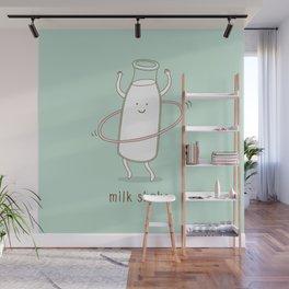milk shake Wall Mural