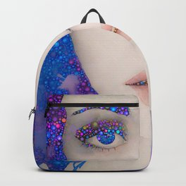 Cosmic Blues Backpack