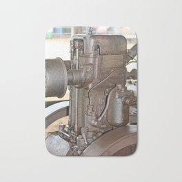 Steam Engine - Winchcombe Carson Ltd Brisbane Bath Mat